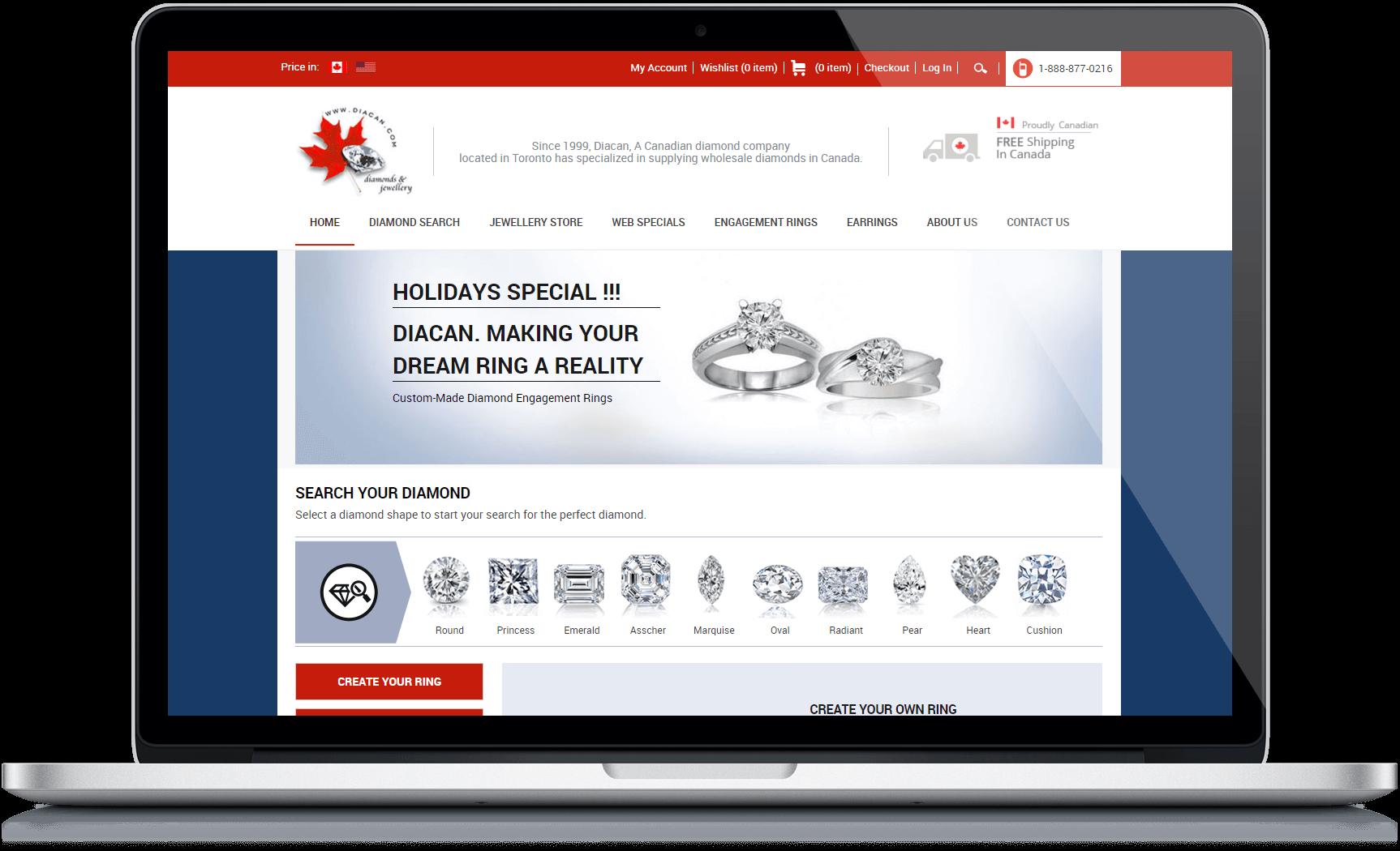diacan homepage