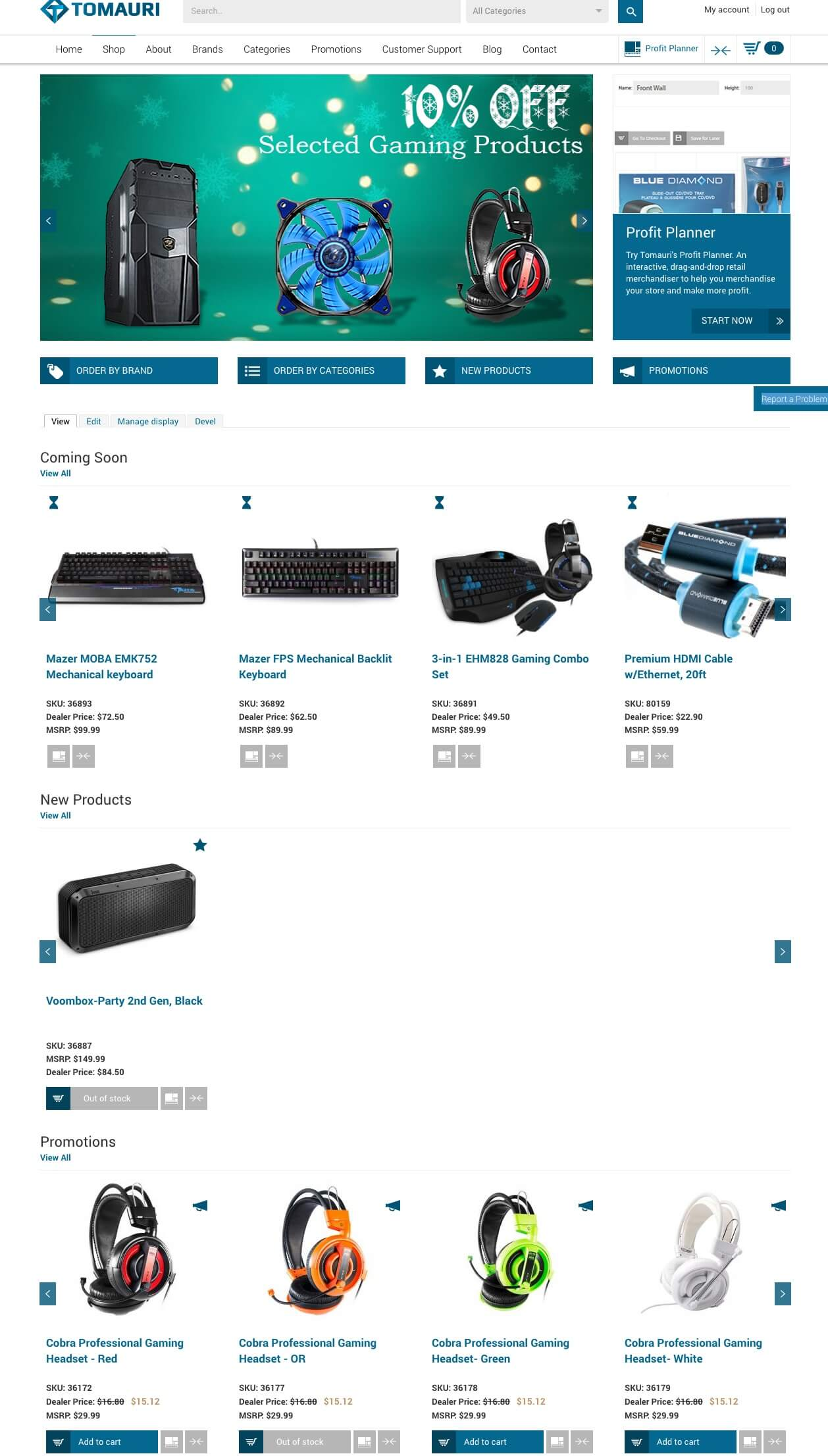 online-shop-tomauri