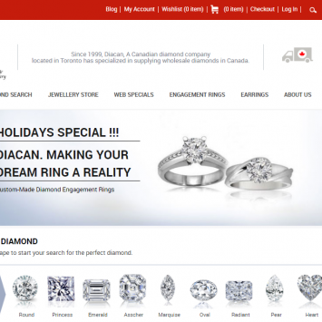 CUSTOM WEBSITE DESIGN TIPS FOR JEWELRY COMPANIES