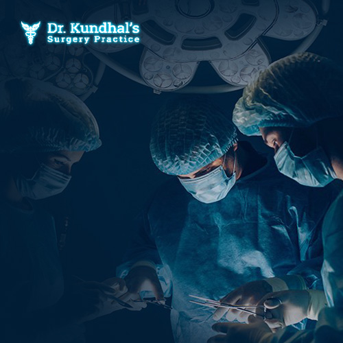 Website Design for Dr. Kundhal, MD FRCSC, Surgeon
