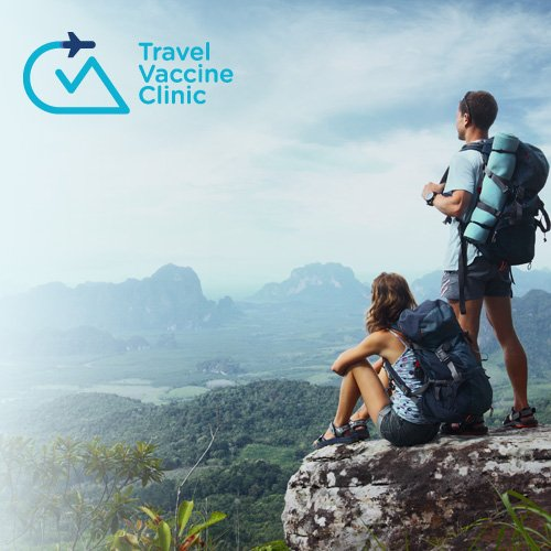 Travel Vaccine Clinic Website Design